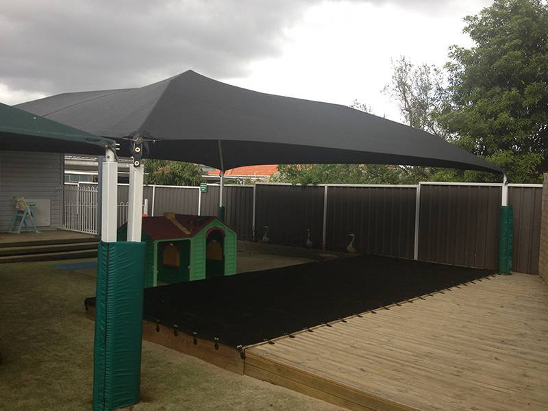 Commercial Shade Structures│rhino Shades Wollongong